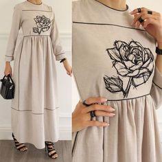 for this Tailer fit designer wear Islamic Fashion, Muslim Fashion, Modest Fashion, Fashion Dresses, Estilo Abaya, Modele Hijab, Hijab Style, Hijab Dress, Abaya Fashion