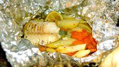 Dampet torsk på bål Cobb Salad, Mat, Chicken, Food, Essen, Meals, Yemek, Eten, Cubs