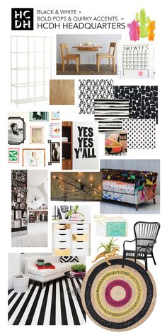 One Room Challenge: The High Contrast Design House Headquarters — High Contrast Design House
