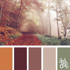 Wanderlust color inspiration - I love this moody color scheme! | Click for more color combinations inspired by beautiful landscapes and other coloring inspiration at http://sarahrenaeclark.com | Colour palettes, colour schemes, color therapy, mood board, color hue