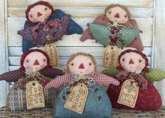 Angel Greetings pattern by Annie Smith