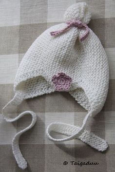 Baby Knitting Patterns, Crochet Patterns, Knit Crochet, Crochet Hats, Pattern Library, Baby Head, Baby Born, Knitted Hats, Diy And Crafts