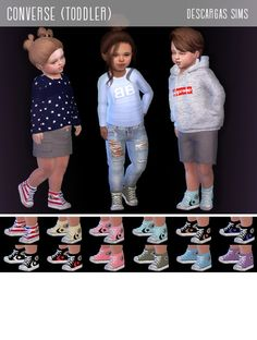Shoes - Página web de descargassims-ts4cc