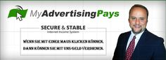 My Advertising Pays Russian Presentation Make Money Online, How To Make Money, How To Become, How To Get, Internet, Business Presentation, Earn Money, Affiliate Marketing, Advertising