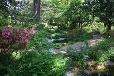 southern gardens | Southern Lagniappe: Garden Sanctuary