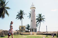 Sri Lanka. Galle Lighthouse