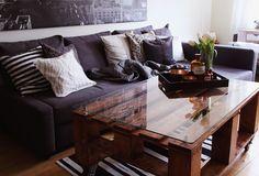 industrial coffee table I like