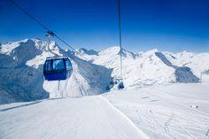 Photo about Ski resort in Austrian alps, Bad Gastein. Image of peak, mountain, landscape - 13070371 Bad Gastein, Alps, Mount Everest, Skiing, Scene, Mountains, Landscape, Austria Travel, Cat Design