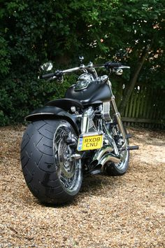 Fatbob fat rear - Harley Davidson FATBOB-BIKERS