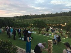 Cider garden games #lawngames #outdoorvenue #orchardview #perthhillwedding #prereception Core Cider House, Weekend Plans, Festival Wedding, Wedding Weekend, Wedding Venues, Dolores Park, Wedding Planning, Weddings, How To Plan