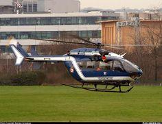 Eurocopter Kawasaki EC-145  (Париж)