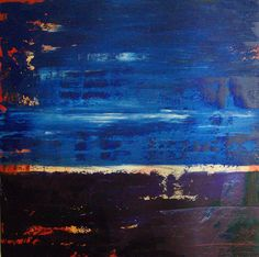 """From my shop: """"Solstice"""" (2014) Acrylic and oil on gesso hardboard panel, 24x24 gorntoart.com"""