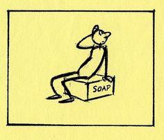 Desenho Cartoon: Corpo | Tonelada de Cartoons