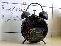 Art-Carta  : Nadgryziony zębem czasu...