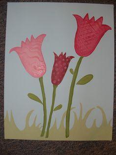 Kaylee's tulips