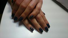 #black nails