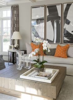 Sam Allen Family Rooms, Small Living Rooms, Living Spaces, Living Room  Designs,