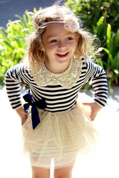 SALE!! Nautical tutu tulle dress with sequin and blue bow SIZES 2 to 5 in girls!!  2, 3, 4, 5 sizes! on Etsy, $25.00