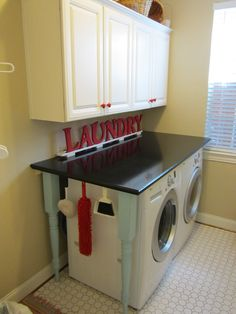 Laundry room table