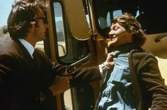 Still of Clint Eastwood and Andrew Robinson in Dirty Harry