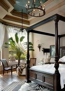 British Colonial Bedroom-no Plants,no Zebras (attractive British Colonial Bedroom #1 ...