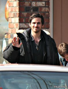 "Colin O'Donoghue - Behind the scenes - 5 * 22 ""Only you"" - 15 March 2016"