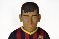 Neymar - BubuzZ Realistic Doll Barcelona