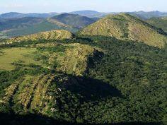 Afrique du Sud Dôme de Vredefort