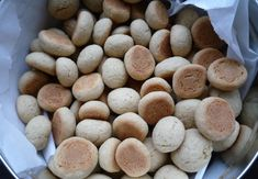 """One of the oldest Christmas cookies is called Pebernødder """"Spicy nuts"""", and it is one of the most known treats in Northern Europe during Christmas. Christmas Fun, Christmas Cookies, Spicy Nuts, Yellow Cake Mixes, Dry Yeast, Tortilla Chips, Pavlova, Stick Of Butter, Fodmap"""