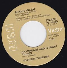"Daydreams About Night Things/(After Sweet Memories) Play Born To Lose Again (7""/45 rpm) RCA VICTOR http://www.amazon.com/dp/B00IJINCJG/ref=cm_sw_r_pi_dp_cuFNvb079XJJD"
