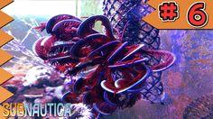 Subnautica Let's Play Ep 6: Deadly Fish Everywhere - MyDiamondSkeleton!