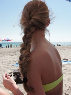 when will my hair be long enough to do this :(