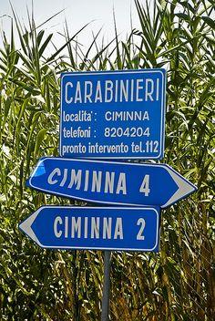 All roads lead to Ciminna!