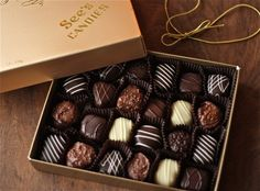 Enter to win a See's Candy Gift Card. Courtesy of Chesapeake Family. Annapolis, MD.