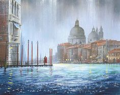 A View To Remember(Contemporary) by Jeff Rowland - Paintings & fine art pictures available on discounted prices Pop Art Studio, Beauty In Art, English Artists, Fine Art Gallery, Beautiful Paintings, Artist Art, Art Pictures, Tango, Contemporary Art