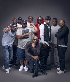 "Wu-Tang Clan kommen mit siebten Studioalbum ""The Saga Continues"" Wu Tang Clan, Rap Lyrics, Hip Hop Outfits, Hip Hop Rap, Album, Kinds Of Music, Music Artists, Saga, Culture"