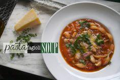 pasta fagioli soup by shutterbean, via Flickr