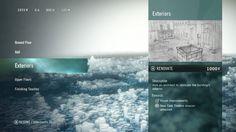 Assassins Creed Unity UI