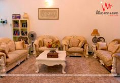 Interior View of Our wOrks #Living Area
