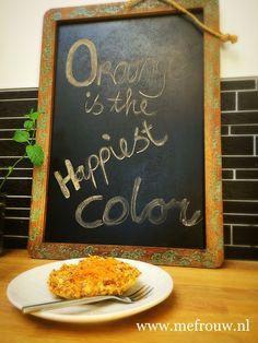 Yummy sunday: Orange breakfast mug cake – mefrouw