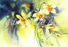 1-07 Floraisons - Maryse de May