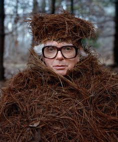 These absurdist yet charming photographs of seniors showcase the work of Norwegian-Finnish artist duo Karoline Hjorth and Riitta Ikonen, who are referencing characters from Nordic folklore. Ted, Colossal Art, Climate Change Effects, Opera Singers, Creative Portraits, Natural World, Ikon, Jon Snow, Folklore