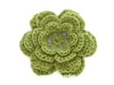 Christmas in Bloom / DROPS Extra 0-1193 - Gratis hækleopskrifter fra DROPS Design Crochet Mandala, Crochet Flowers, Knit Crochet, Drops Design, Garnstudio Drops, Bloom, Honeycomb Pattern, Crochet Videos, Learn To Crochet