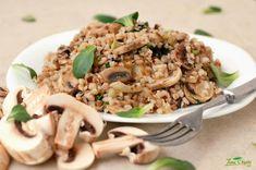 Quinoa, I Love Food, Risotto, Grains, Gluten Free, Healthy Recipes, Ethnic Recipes, Diet, Bulgur