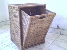 Visit the post for more. Cardboard Box Crafts, Cardboard Sculpture, Newspaper Basket, Newspaper Crafts, Pine Needle Crafts, Room With Plants, Paper Weaving, Recycle Plastic Bottles, Baskets On Wall
