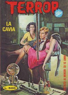 Terror Blu #86 - LA CAVIA