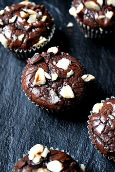 Nutella Fudge Brownie Bites