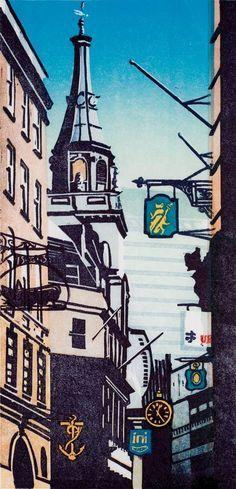 Image result for janet brooke printmaker