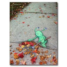 Graffiti ~ Street Art ,Chalk Art by David Zinn 2 Street Art Utopia, 3d Street Art, Amazing Street Art, Street Art Graffiti, Amazing Art, Street Artists, Graffiti Artists, Graffiti History, Graffiti Artwork