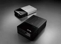Mini Projector [QPT-231] | 受賞対象一覧 | Good Design Award